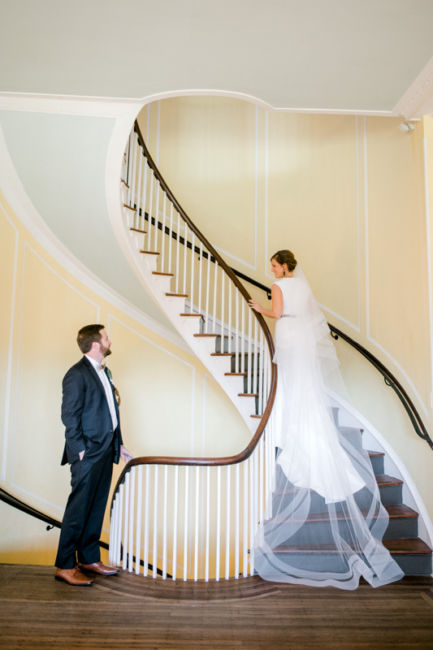 0114_Alex And Brad Lowndes Grove Wedding {Jennings King Photography}