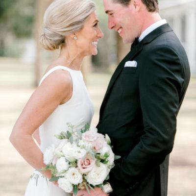 Caroline and James
